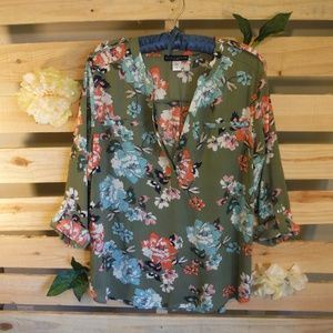 Floral Blouse from Simply Styled